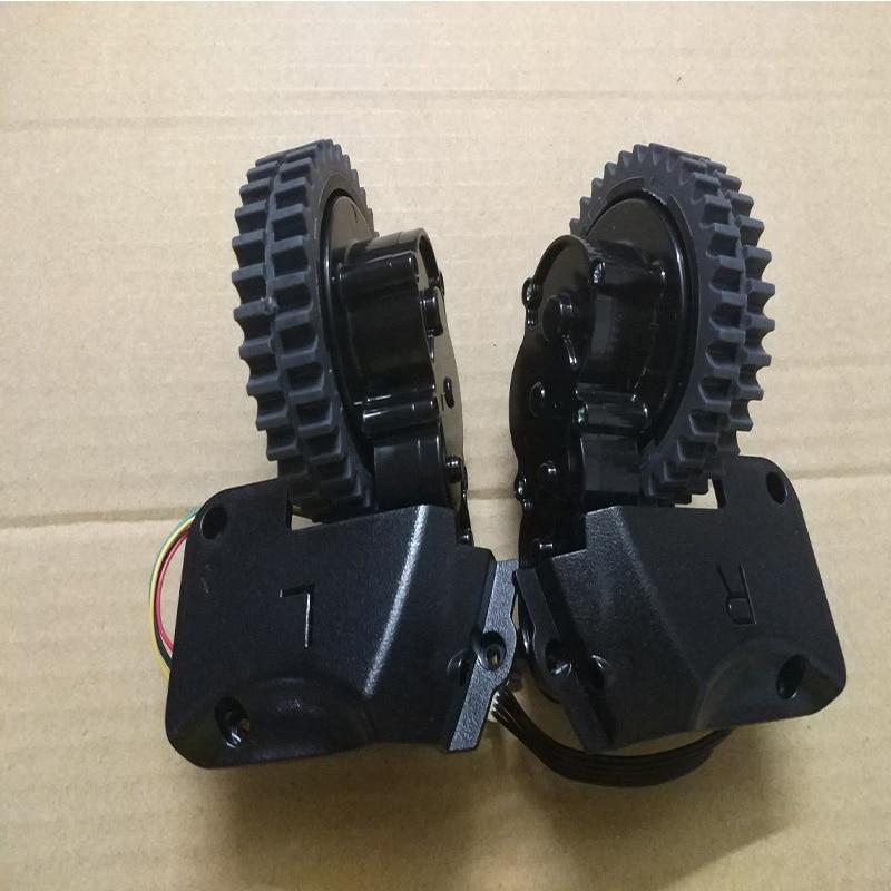 Original wheel for robot vacuum cleaner ILIFE A4s a4 robot Vacuum Cleaner Parts ILIFE A4