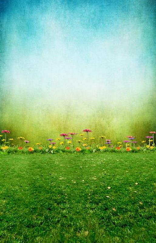 √Personalizar el paño de vinilo de impresión de fantasía primavera ...