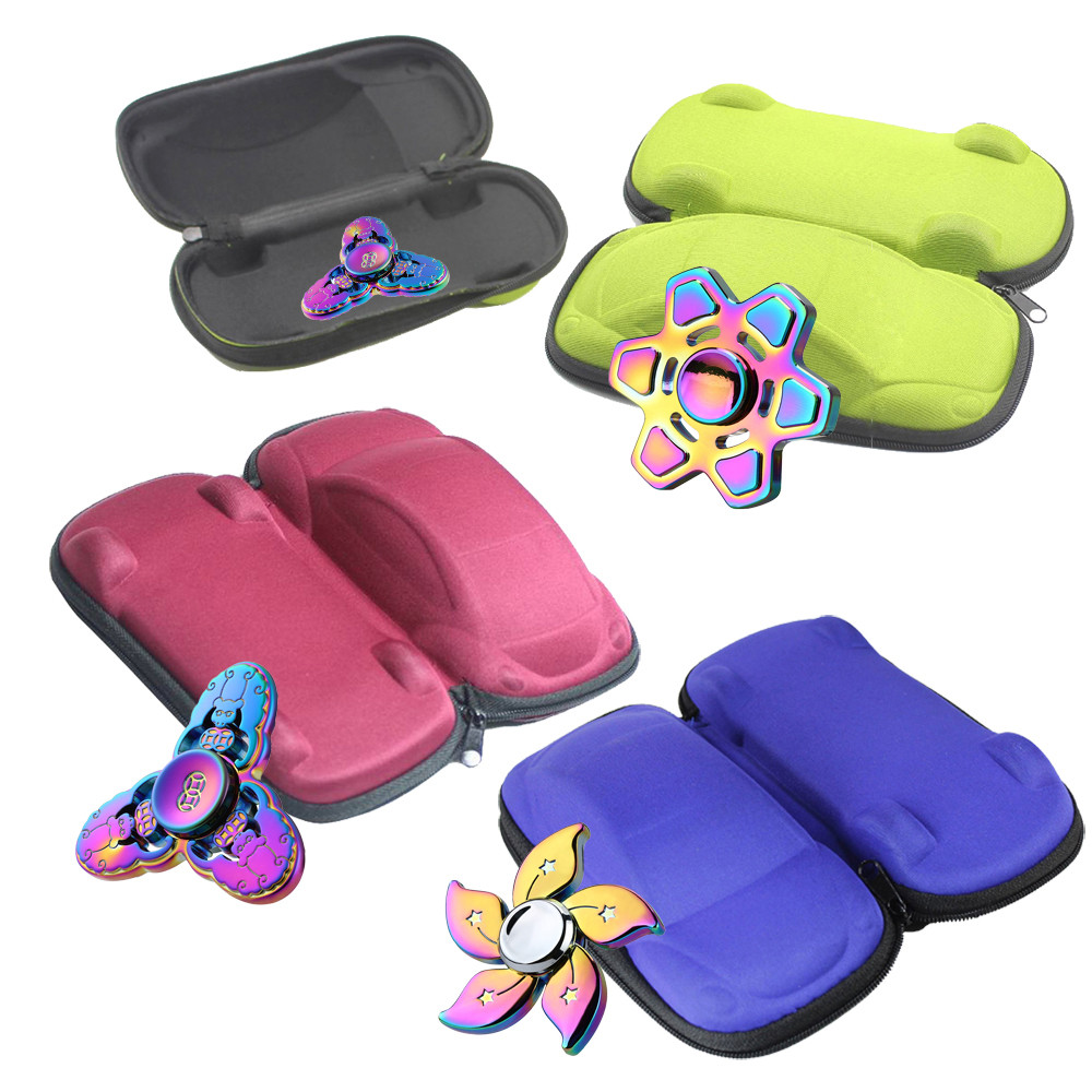 Travel Accessories Suitcase For Hand Spinner Box Bag