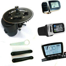 BB tamanho 68mm/100mm/120mm Tongsheng TSDZ2 Meados Unidade Central ebike Kit de Conversão Do Motor, sensor de Torque 36 V 48 V 52 V Kit de Motor