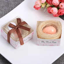 Cute Shape Handmade Soap Unique Souvenir Scented Wedding Sup