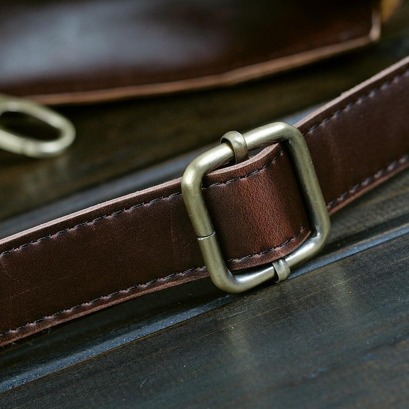 HTB1S95iavvsK1RjSspdq6AZepXaX Retro Men's Briefcase Crazy Horse Leather Laptop Handbag Designer Shoulder Bags Business Messenger laptop Bag men Crossbody bags