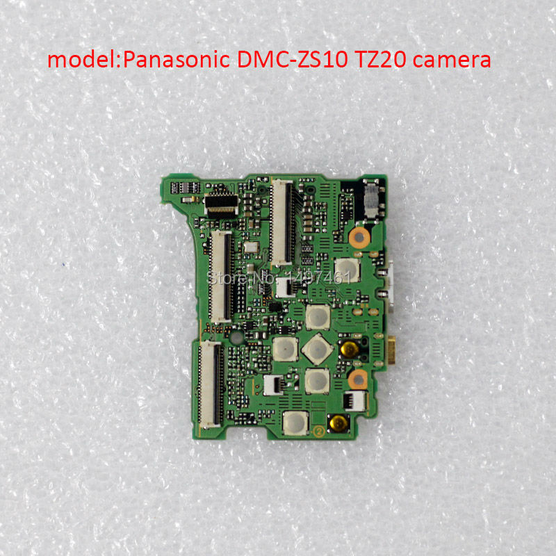 Main Circuit Board/Motherboard/PCB Repair Parts For Panasonic DMC-ZS10 TZ20 Digital Camera