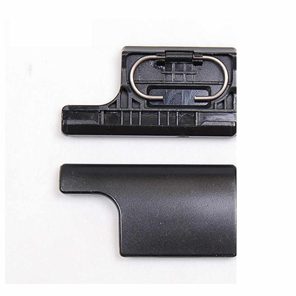Cierre de plástico hebilla Clip para GoPro Hero 4/3 + negro plateado edición funda protectora