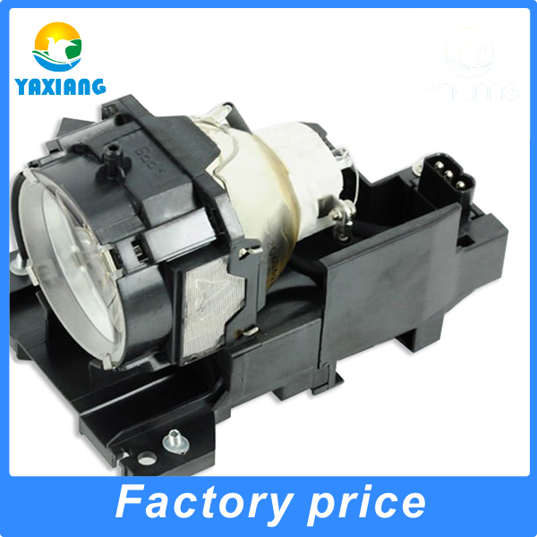Projector Lamp Bulb DT00871 with Housing for Hitachi CP-X615 CP-X705 CP-X807 CP-X809  HCP-7100X HCP-7600X HCP-8000X projector lamp dt00531 with housing for cp x880w x885w hitachi