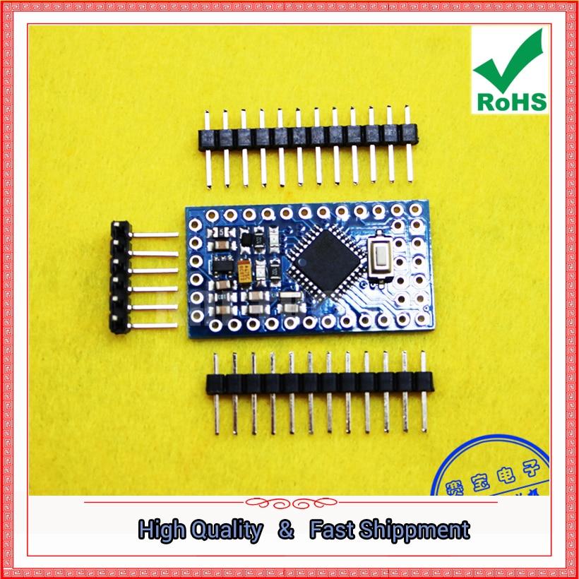 new pro mini improved version ATMEGA328P 5V / 16M electronic building blocks module (C7B2)