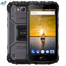 Ursprüngliches Ulefone Rüstung 2 4G Handy Android 7.0 Helio P25 Octa Core 2,6 GHz 6 GB RAM 64 GB ROM IP68 Wasserdicht 16.0MP Rückfahrkamera