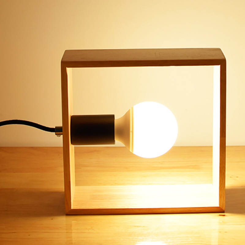 Square Table Lamp 17