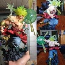 Dragon Ball Super Frieza Cell Vegeta Goku Broli PVC Action Figure Model Kid Dolls Figure Collectible patagonia super cell
