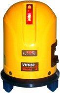 Red Beam Cross line laser (1V1H) VH 620 / good quality cross футляр cross ac028120 1