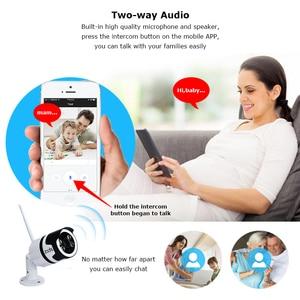 Image 4 - Zoohi 1080P HD IP Camera Surveillance Wireless Camera CCTV WIFI Camera Security Camera APP Control Night Vision Two Way Audio