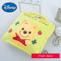 Disney Mickey Minnie Winnie Blanket And Dakimakura Spring Summer Autumn Cartoon Baby Blanket
