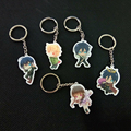 1pcs Portachiavi Animation Fans Noragami Hiyori Aragoto YaTo Yukine keychain llavero Keyring Collection Present Gift