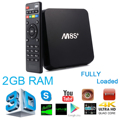 M8S+ PLUS Quad Core Android 5.1 TV Box Fully Loaded Media Player UK Plug AH141