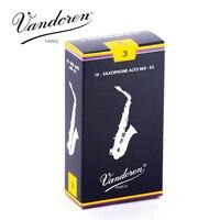France Vandoren Traditional Saxophone Alto Eb Reeds Strength 2 5 3 3 5 4 Box Of