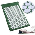 Massage cushion Acupressure Mat Relieve Pain Acupressure Shakti yoga mat Pilates Spike Yoga Bed Nails Mat Massage & Relaxation