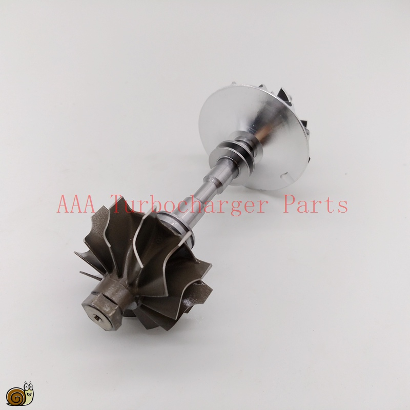 цена GT1544V Turbine Wheel 33x39mm,Comp wheel 31x44mm,Turbo 753420,3M5Q6K682AE,1.6 HDI supplier AAA Turbocharger parts