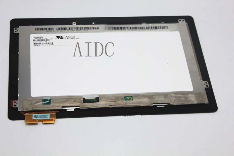 NEW For Asus T100HA X5-Z8500 10.1 Touch Screen Digitizer +LCD Display Glass Lens Assembly Replacement Parts