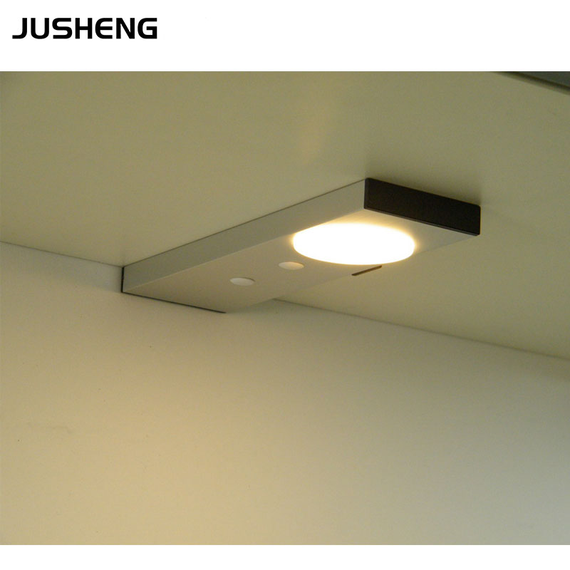 new indoor 12v 18w led under cabinet light with ir sensor door switch showcase cabinet light switch