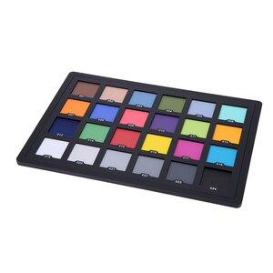 Image 3 - Andoer Professional 24 Color Card Test Balancing Checker Card Palette Board for Superior Digital Color Correction