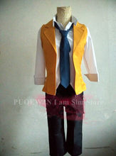 Anime Servamp Lawless Hyde Cosplay Custom Made(China)