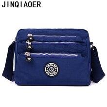 Fashion Monkey Womens messenger bags Waterproof Nylon purses and Handbags Female Crossbody Bags Kiple style shoulder