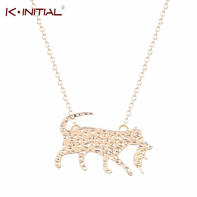 Kinitial gold silver cat mom holding her kitten necklace women cat kinitial gold silver cat mom holding her kitten necklace women cat necklaces pendants fashion statement animal aloadofball Image collections