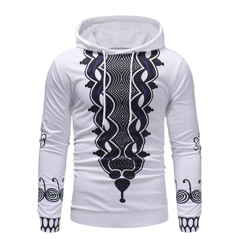 Capuche Tribal Sweat black Hip Baisse Mâle Hommes Survêtement Ethnique À Hippie Shippingmens Hoodie Hop New Streetwear Hoodies White qwYYBIE