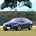 Para Jaguar XE wifi Coche DVR Grabador de Vídeo de Conducción de tipo oculto Novatek 96655 Coches Dash Cam cuadro Negro Mantener Estilo Original Del Coche