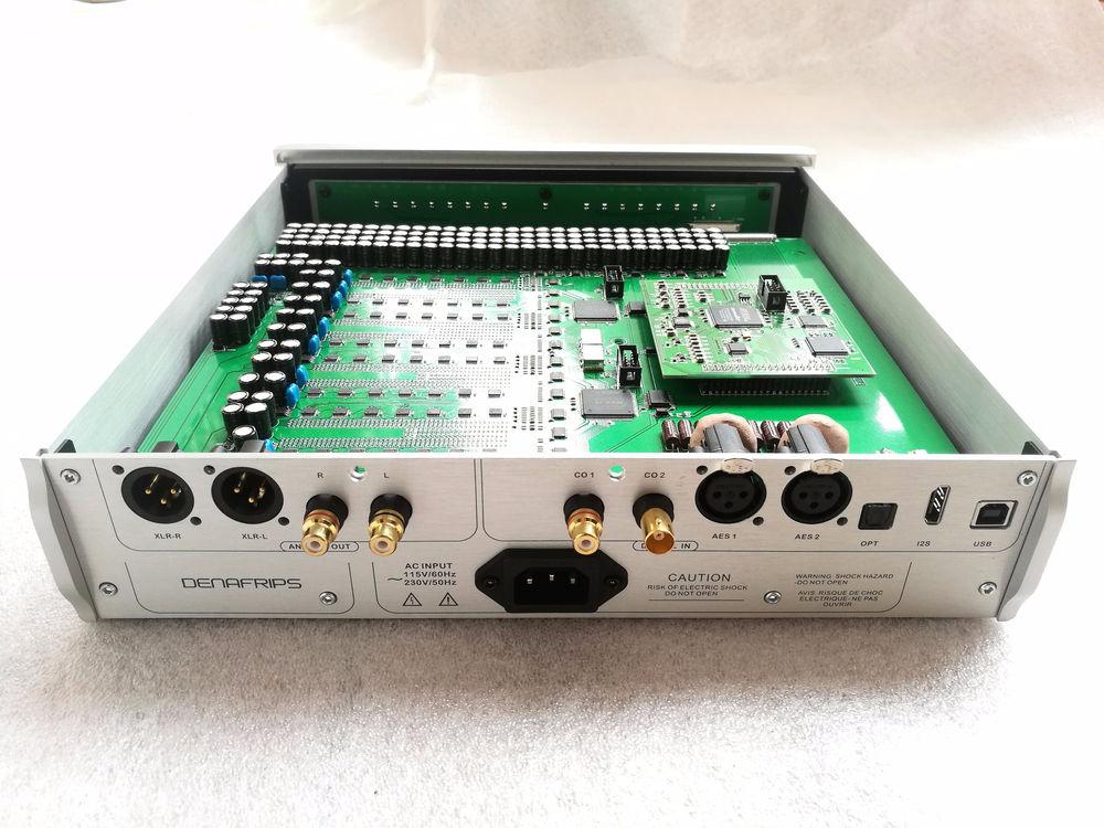R-014 Венера R2R чистый сбалансированный декодер Применение R2R ЦАП модули FIFO 32Bit цифровой фильтр и 26bit ЦАП преобразования модули