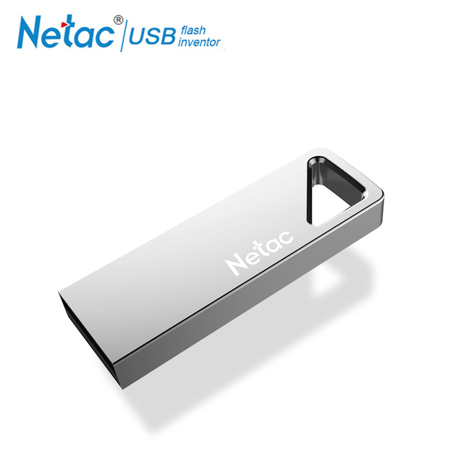 Netac 326 USB Flash Drive USB Stick 16GB 32GB Pendrive USB 2.0 High Speed Mini Flash Drive usb Memory Stick Flash Pen Drive Disk