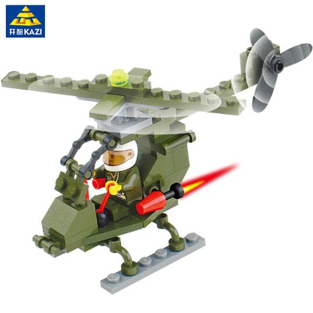 KAZI Мини Военная серия корабль лодка детские строительные блоки игрушки Совместимые legoed лучший подарок для детей