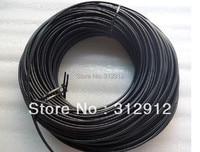 Oferta E pof 2 5 núcleo sólido con PCB negro fuera del cable de fibra óptica emisor