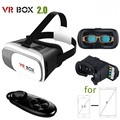 VR BOX Google cardboard Version Virtual Reality 3D Glasses HD VR Glasses vr box vr park+ Black Bluetooth Mouse gamepad