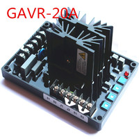 Generator GAVR 20A Universal Brushless Generator Avr 20A Voltage Stabilizer Automatic Voltage Regulator Module Fast Shipping