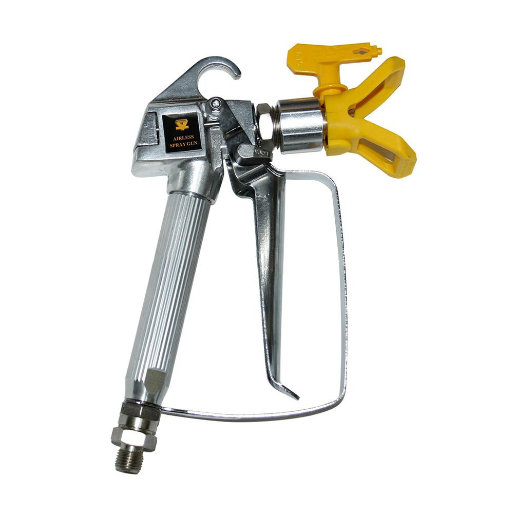 цена на 3600PSI Multi-function High-pressure Airless Spraying Machine Spray Paint Special Spray Gun Airless Spray Gun