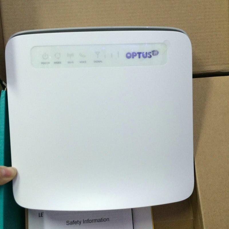 E5186 4G LTE routeur débloqué 4G CAT6 300 Mbps LTE CPE passerelle sans fil E5186s-61a