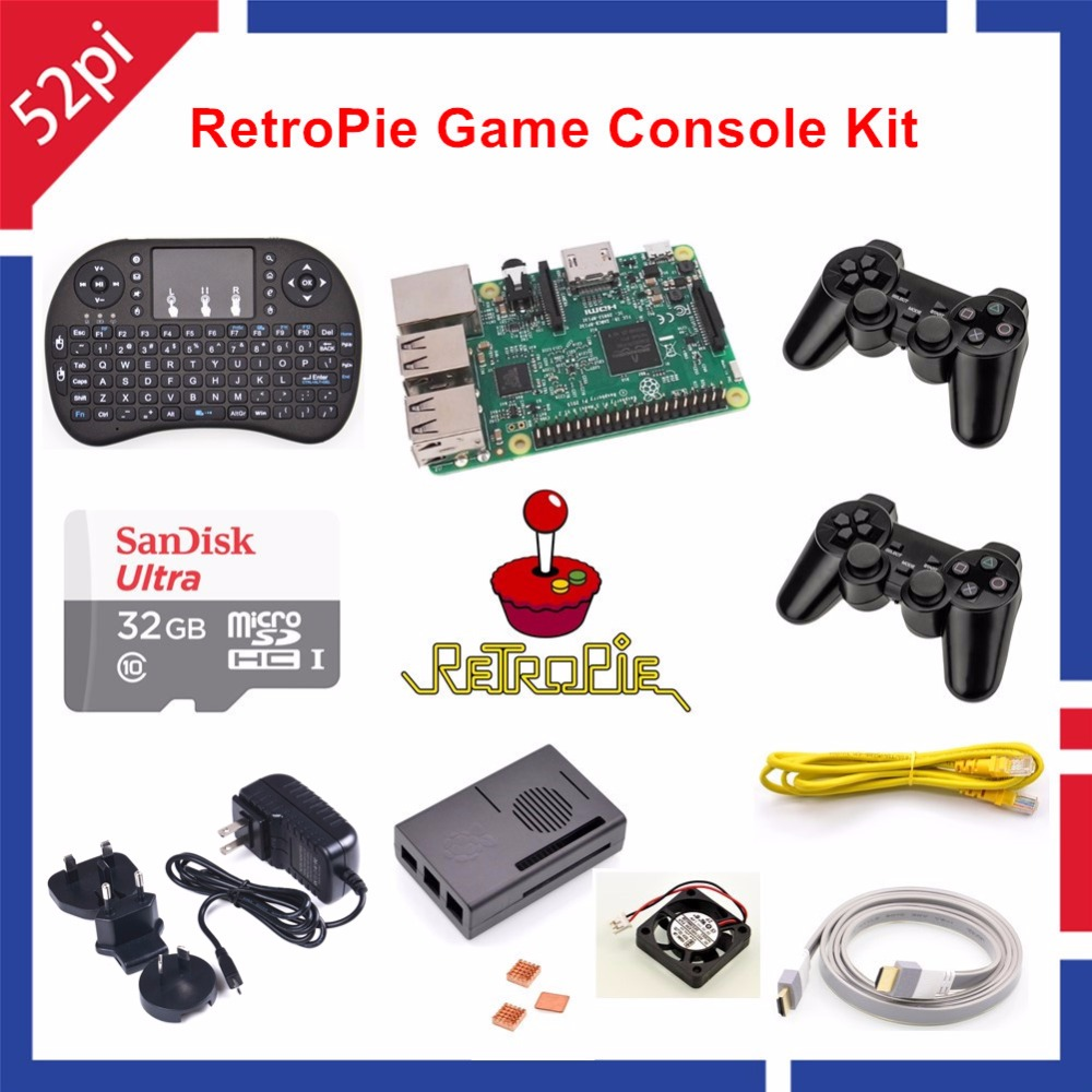 RetroPie Game Kit