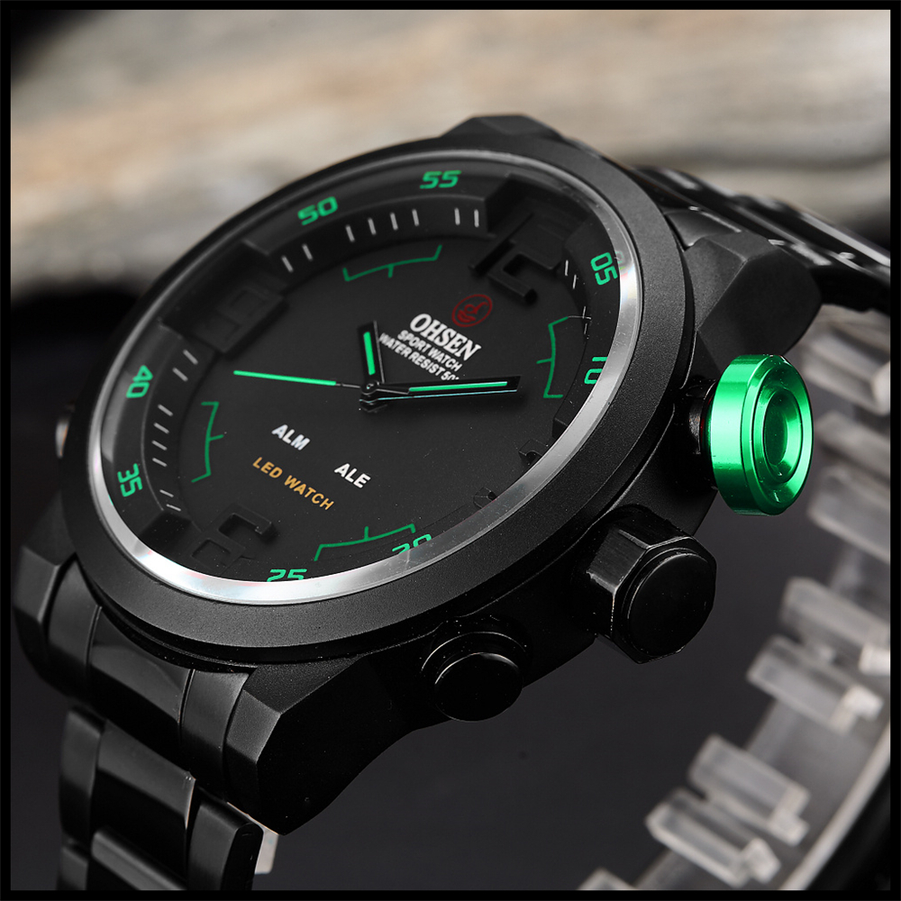 New Watch Men's Military Watches Sports Quartz Wristwatches (25)