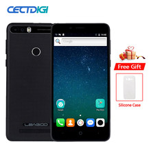 Original Leagoo Kiicaa Power handy Dual Kamera Android 7,0 MTK6580A Quad core 2GB RAM 16GB ROM fingerprint 3G Smartphone(China)