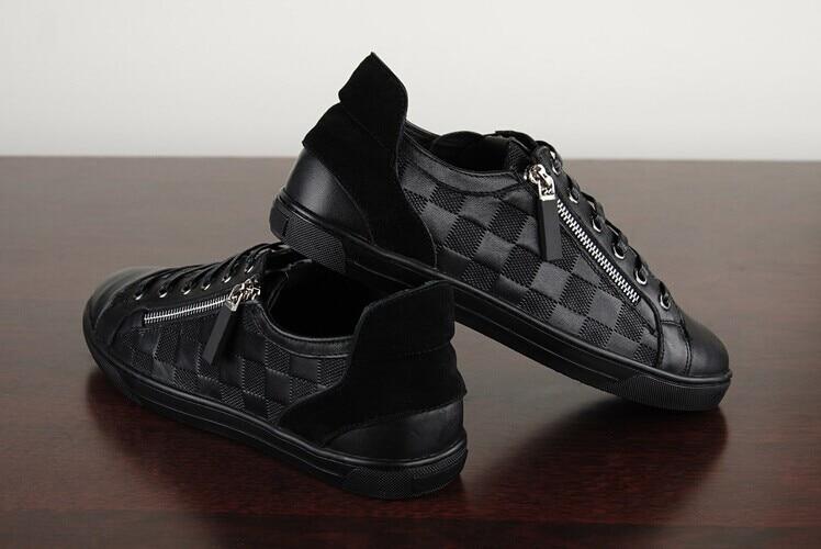 ecb1b6933a7 2014 louis men fashion Casual genuine leather shoes