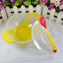 Baby Food Set Learning Dishes