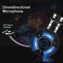 ALWUP Gaming Headphones