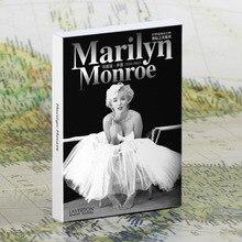 30 листов/партия Почтовая открытка Мэрилин Монро/поздравительная открытка/модный подарок