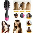 Hair Dryer Brush Hair Straightener Curler Comb Hair Dryer and Volumizer Salon & Curly Negative Ions Hair Dryer & Styler