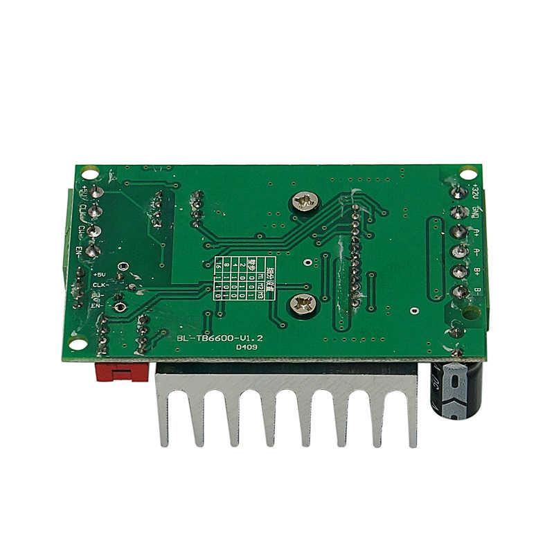 TB6600-1 4.5 A moteur pas à pas moteur pas à pas moteur pilote carte contrôleur à axe unique