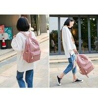 модные женские туфли вельветовые для девочек студентов рюкзак школьные сумки