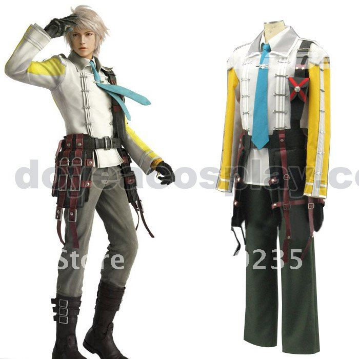 final fantasy xiii 2 hope estheim cosplay costume halloween eli0705 in anime costumes from novelty special use on aliexpresscom alibaba group