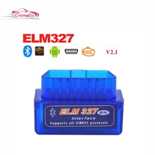2016 Последняя Версия Супер Мини ELM 327 Bluetooth V2.1 OBD2 Сканер ELM327 OBD 2 Автомобиля Диагностический Интерфейс mini bluetooth elm327