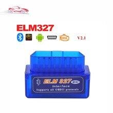 Latest Version Super Mini ELM 327 Bluetooth V2 1 OBD2 Scanner ELM327 OBD 2 Car Diagnostic